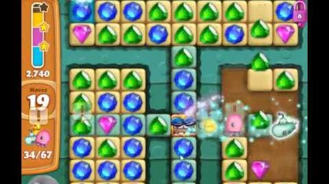Diamond Digger Saga Level 833