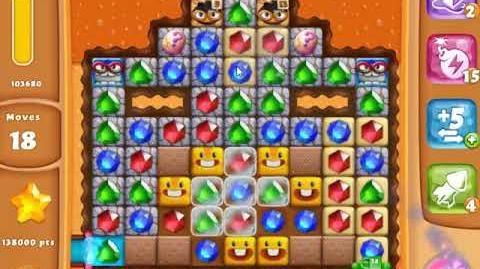 Diamond Digger Saga Level 1356 - NO BOOSTERS - SKILLGAMING ✔️