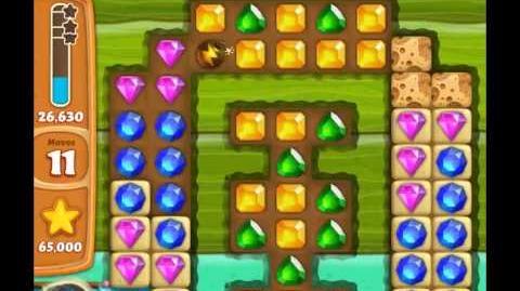 Diamond Digger Saga Level 612