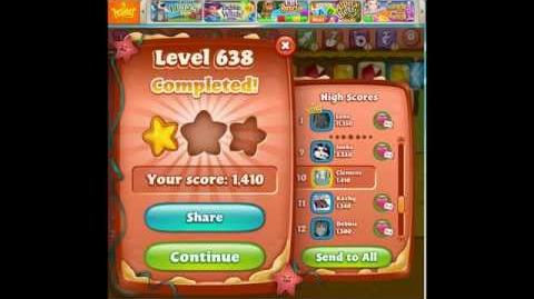 Diamond Digger Saga Level 638