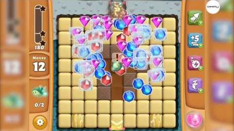 Diamond Digger Saga — How to Pass Level 27