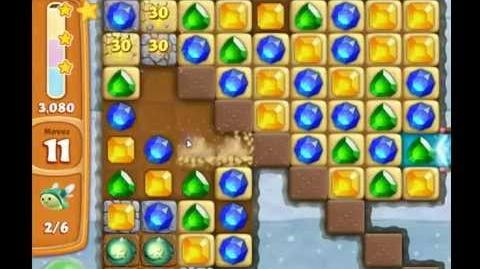 Diamond Digger Saga Level 161 bottom exit