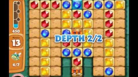 Diamond Digger Saga Level 844