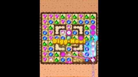 Diamond Digger Saga Level 1238 - NO BOOSTERS