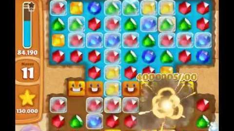 Diamond Digger Saga Level 1000