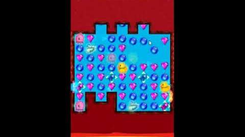 Diamond Digger Saga Level 1286 - NO BOOSTERS SKILLGAMING ✔️