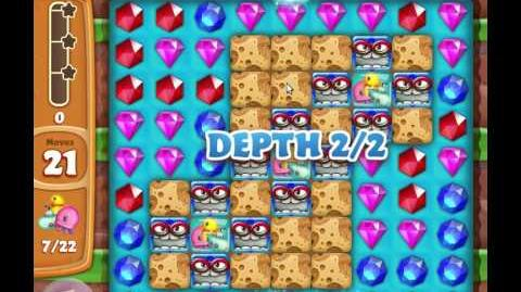 Level525 (ice version) Diamond Digger