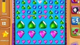 Diamond Digger Saga Level 1663 - NO BOOSTERS SKILLGAMING ✔️