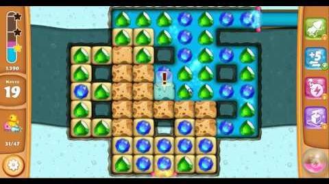 Diamond Digger Saga Level 848 (no boosters or extra moves)