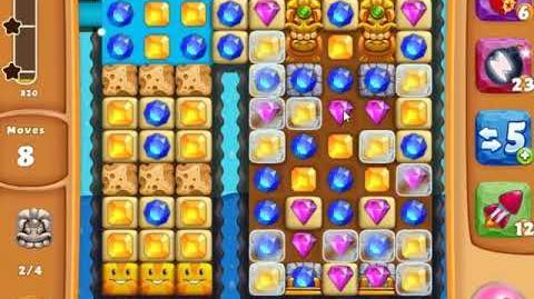 Diamond Digger Saga Level 1622 - NO BOOSTERS SKILLGAMING ✔️