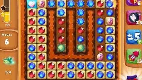 Diamond Digger Saga Level 1637 - NO BOOSTERS SKILLGAMING ✔️