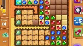 Diamond Digger Saga Level 1705 - NO BOOSTERS SKILLGAMING ✔️