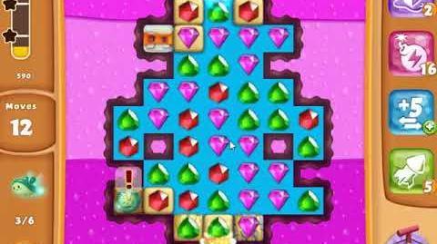 Diamond Digger Saga Level 1392 - NO BOOSTERS - SKILLGAMING ✔️