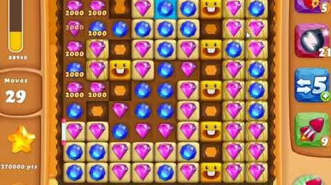 Diamond Digger Saga Level 1573 - NO BOOSTERS SKILLGAMING ✔️