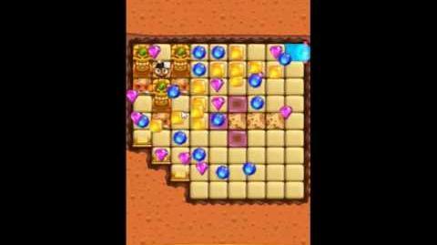 Diamond Digger Saga Level 1049 - NO BOOSTERS