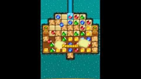 Diamond Digger Saga Level 1213 - NO BOOSTERS