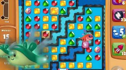 Diamond Digger Saga Level 1609 - NO BOOSTERS SKILLGAMING ✔️
