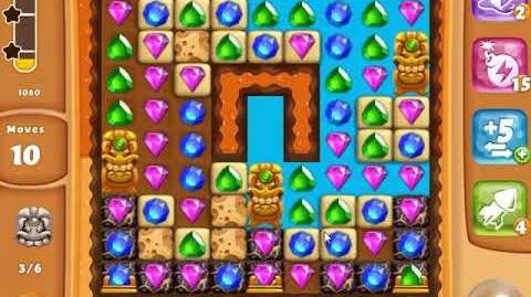 Diamond Digger Saga Level 1367 - NO BOOSTERS - SKILLGAMING ✔️