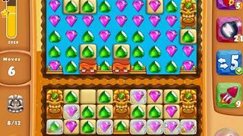 Diamond Digger Saga Level 1580 - NO BOOSTERS SKILLGAMING ✔️
