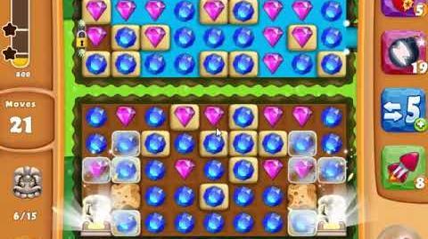 Diamond Digger Saga Level 1529 - NO BOOSTERS SKILLGAMING ✔️