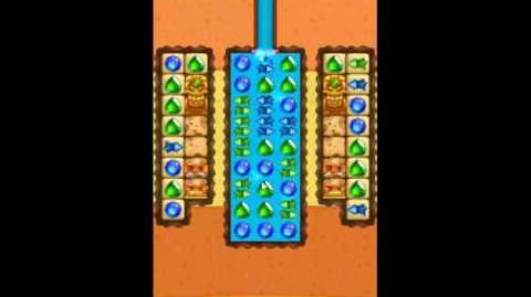 Diamond Digger Saga Level 1032