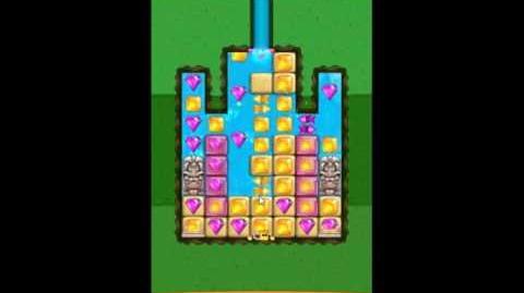 Diamond Digger Saga Level 1122 - NO BOOSTERS