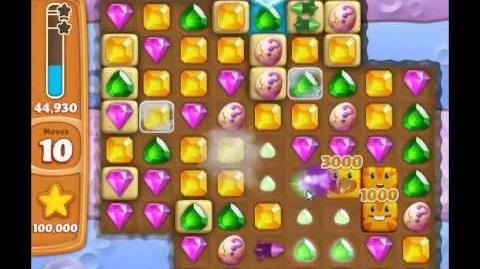 Diamond Digger Saga Level 307-0