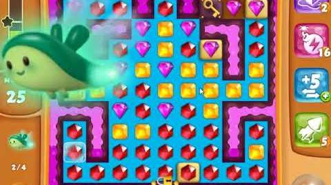Diamond Digger Saga Level 1388 - NO BOOSTERS - SKILLGAMING ✔️