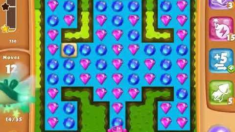 Diamond Digger Saga Level 1444 - NO BOOSTERS - SKILLGAMING ✔️