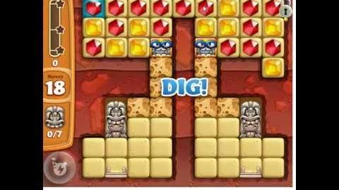 Diamond Digger Saga Level 353