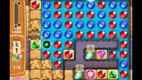 Diamond Digger Saga Level 256