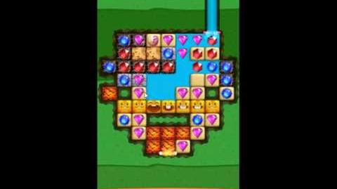 Diamond Digger Saga Level 1128 - NO BOOSTERS