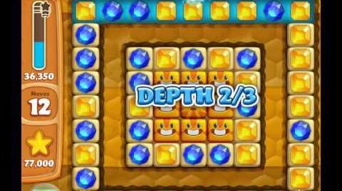 Diamond Digger Saga Level 233