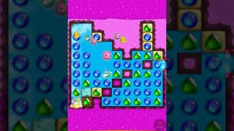 Diamond Digger Saga Level 1387 - no boosters
