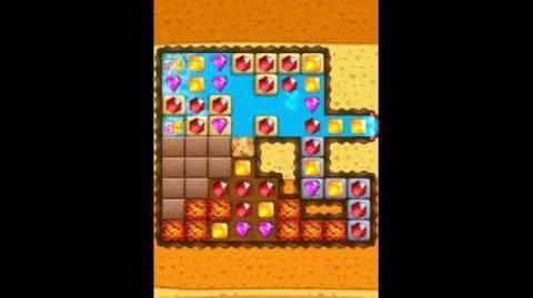 Diamond Digger Saga Level 1098 - NO BOOSTERS