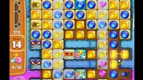 Diamond Digger Saga Level 484 No Boosters