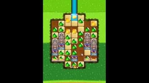 Diamond Digger Saga Level 1185 - NO BOOSTERS