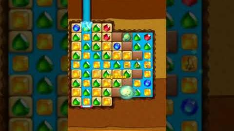 Diamond Digger Saga Level 10 3 stars