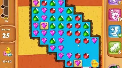 Diamond Digger Saga Level 1499 - NO BOOSTERS SKILLGAMING ✔️