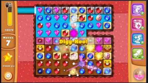 Diamond Digger Saga Level 1342 - NO BOOSTERS SKILLGAMING ✔️