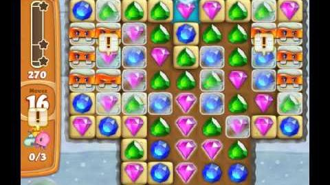 Diamond Digger Saga Level 158(new version)