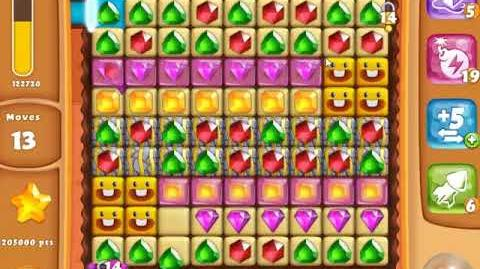 Diamond Digger Saga Level 1497 - NO BOOSTERS SKILLGAMING ✔️