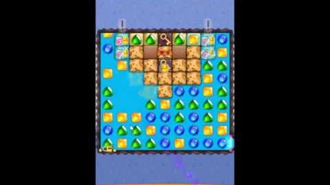 Diamond Digger Saga Level 1143 - NO BOOSTERS