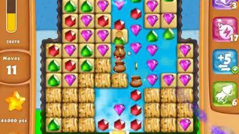 Diamond Digger Saga Level 1416 - NO BOOSTERS - SKILLGAMING ✔️