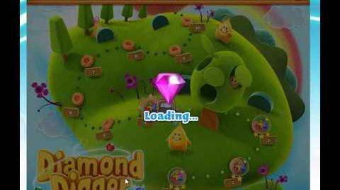 Diamond Digger Saga level 4