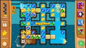 Diamond Digger Saga Level 1693 - NO BOOSTERS SKILLGAMING ✔️