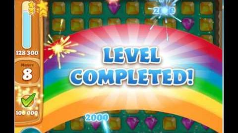 Diamond Digger Saga last level on Facebook level 1010