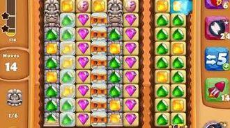 Diamond Digger Saga Level 1673 - NO BOOSTERS SKILLGAMING ✔️