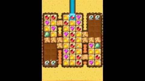 Diamond Digger Saga Level 1035