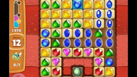 Diamond Digger Saga Level 98